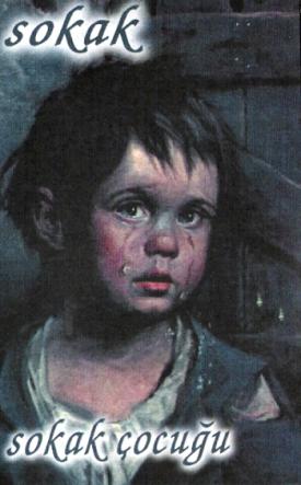 Sokak Çocuğu Albüm Kapağı